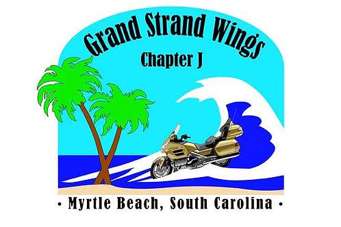 South Carolina Ch-J, Motorcycle flag