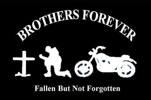 Brothers Forever Flag