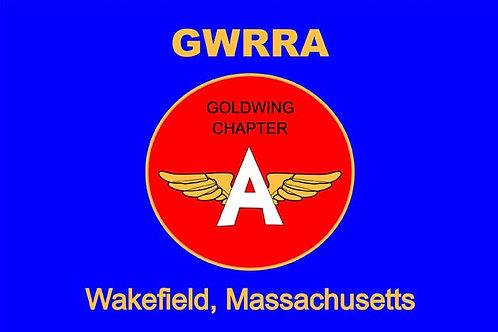 Massachusetts, Ch-A Motorcyle  Flag