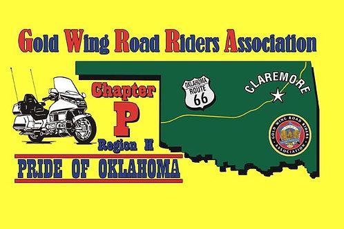 Oklahoma Ch-P, Motorcy