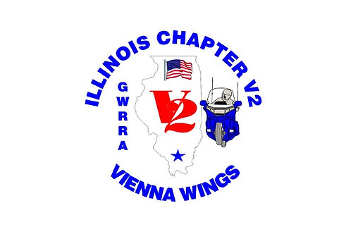 Illinois, Ch-V2 Motorcyle  Flag