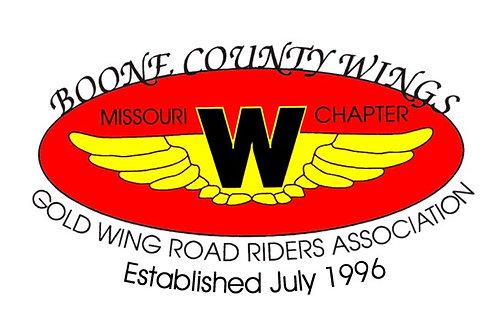 Missouri, Ch-W, Motorcyle  Fl