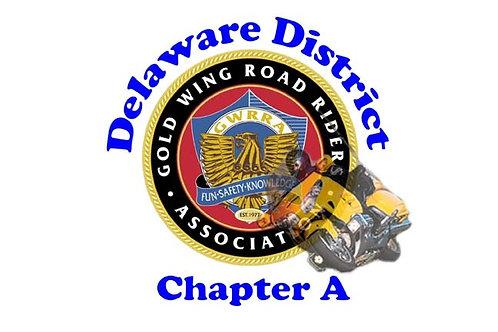 Delaware, Ch-A  Motorcyle  Fla