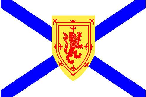 Nove Scotia Flag