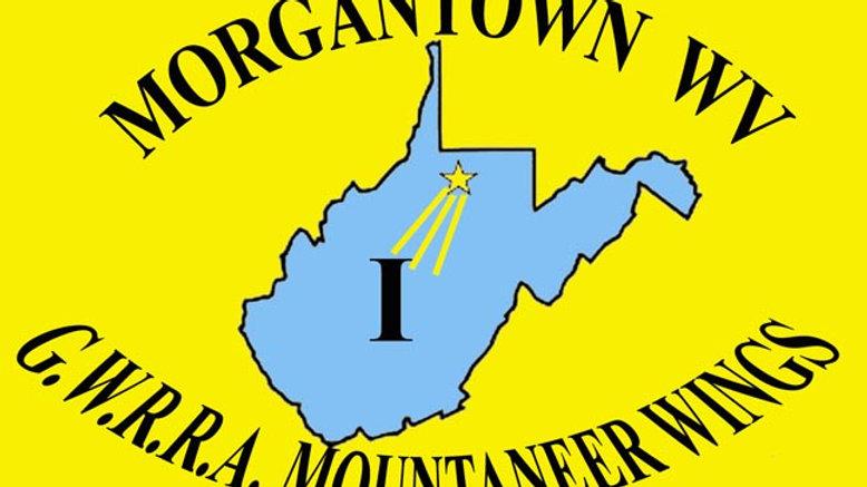 Morgantown WV Motorcycle flag