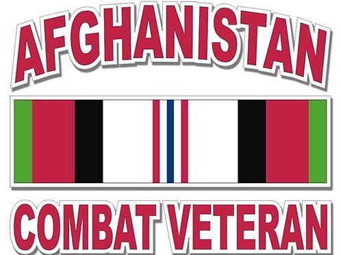 Afghanistan Vet Flag