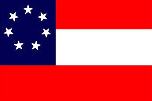 Confederate National Flag