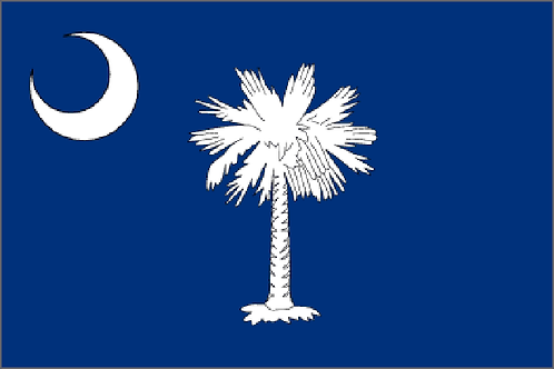 South Carolina Motorcycle flag