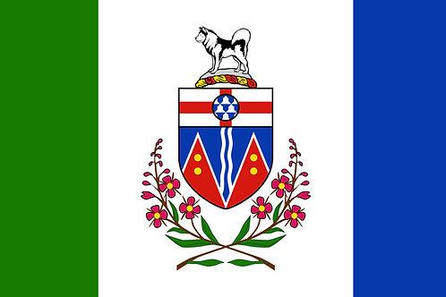 Yukon Territory Flag
