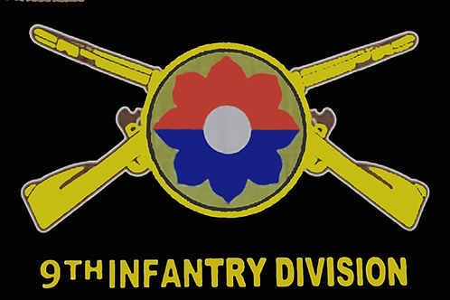 U.S. Army 9th Infantry Flag
