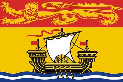 New Brunswick Flag