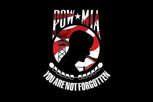 POW/MIA Stripes Flag