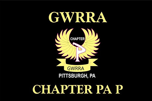 Pennsylvania Ch-P, Motorcycle flag