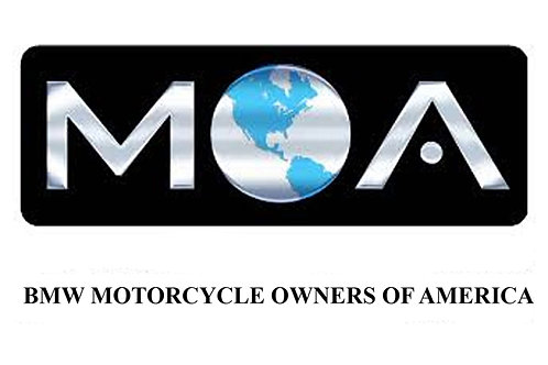 BMW Owners Assoc Motorcyle Flag