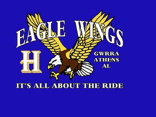 Georgia, Ch-H  Motorcyle  Flag