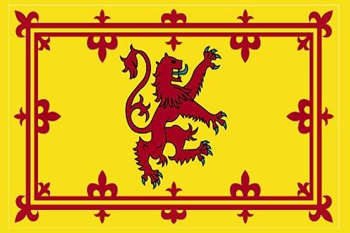Scotland Royal Flag