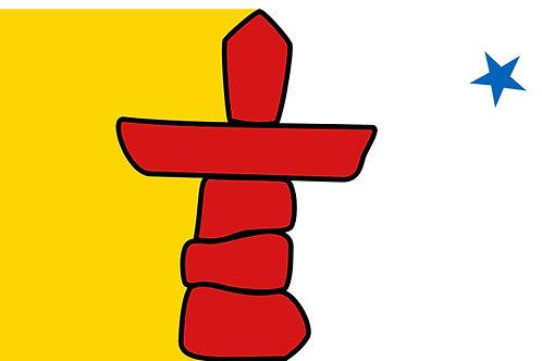 Nanavut Flag