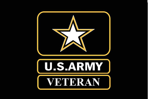 Army of One Veteran Flag