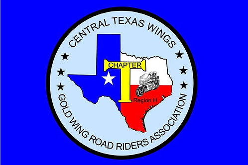 Texas Ch-T, Motorcycle flag