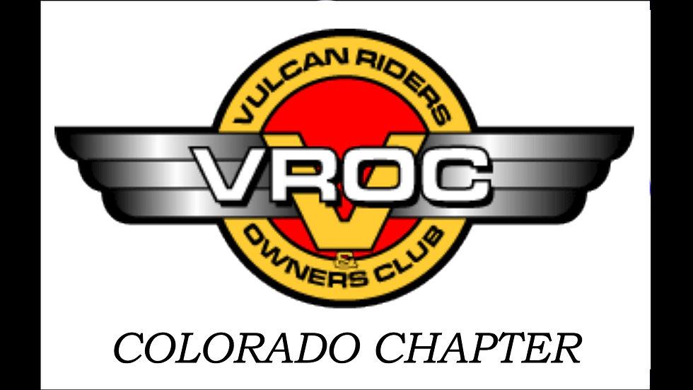 Vulcan Riders  Motorcyle  Flag