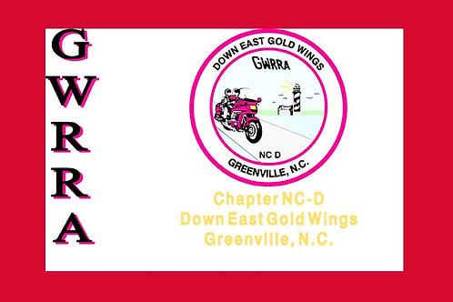 North Carolina Ch-D, Motorcyle  Fl