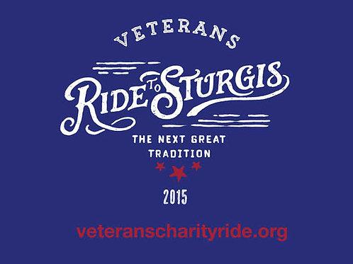 Veterans Ride to Sturgis 2015