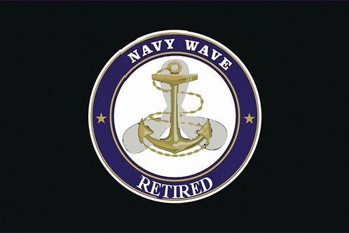 Navy Wave