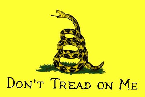 Gadsden Flag Flag