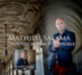 Mathieu Salama - Nouvel album