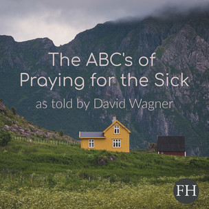 How to Pray for the Sick