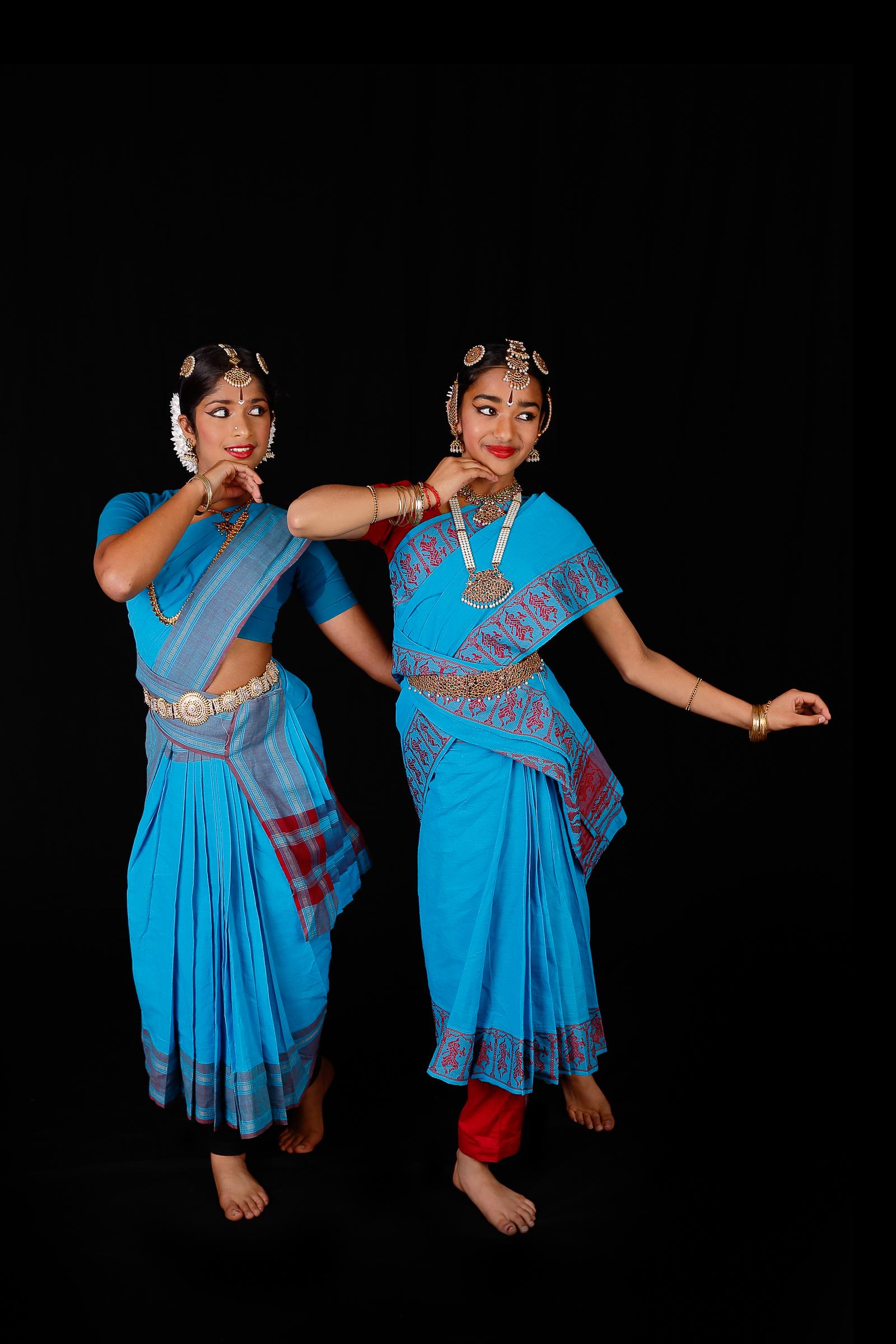 Pooja and Sachita