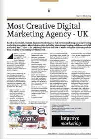 SME News Award Winning Agency