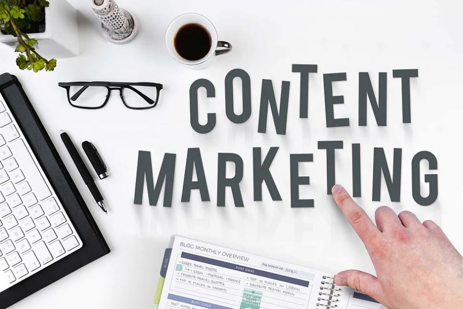 Use content marketing in a recession