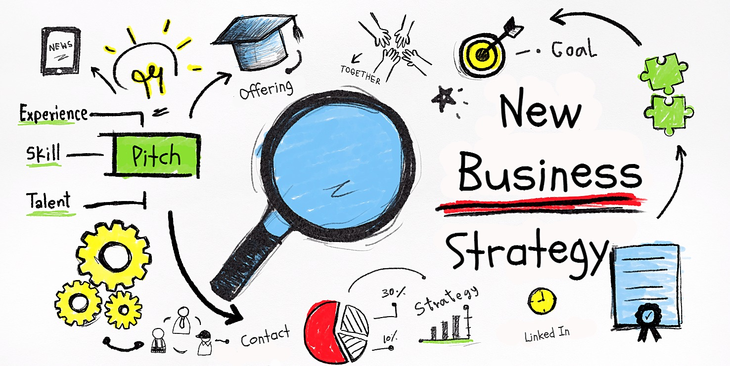 Agency New Business Strategy: 20 ideas to add to your plan!