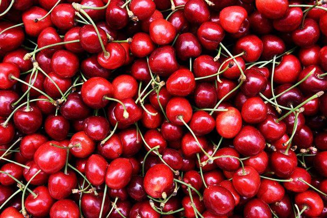 Wild Cherry Bakewell Cake Recipe