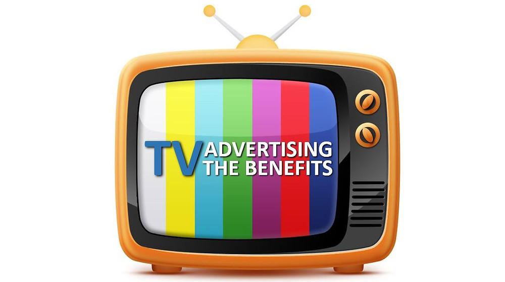 The Benefits of TV Advertising
