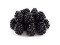 Trio of Blackberry Desserts Blackberry Mousse