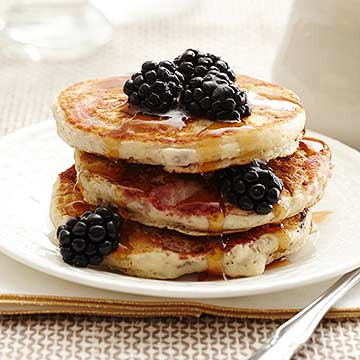 Blackberry Pancakes Recipes
