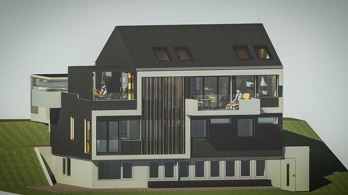 Rehabilitering Enebolig Namsos | Arkplan Arkitektkontor