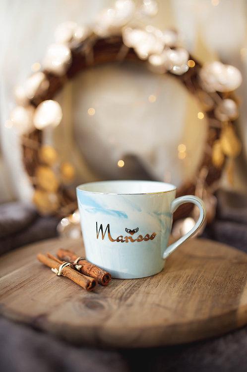 Marisso cup - blue
