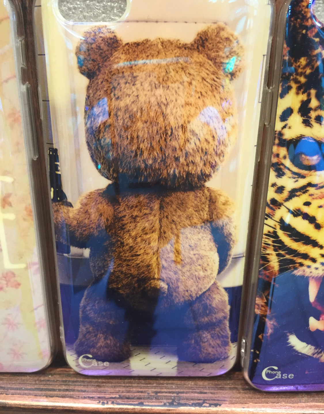 Coque Ted