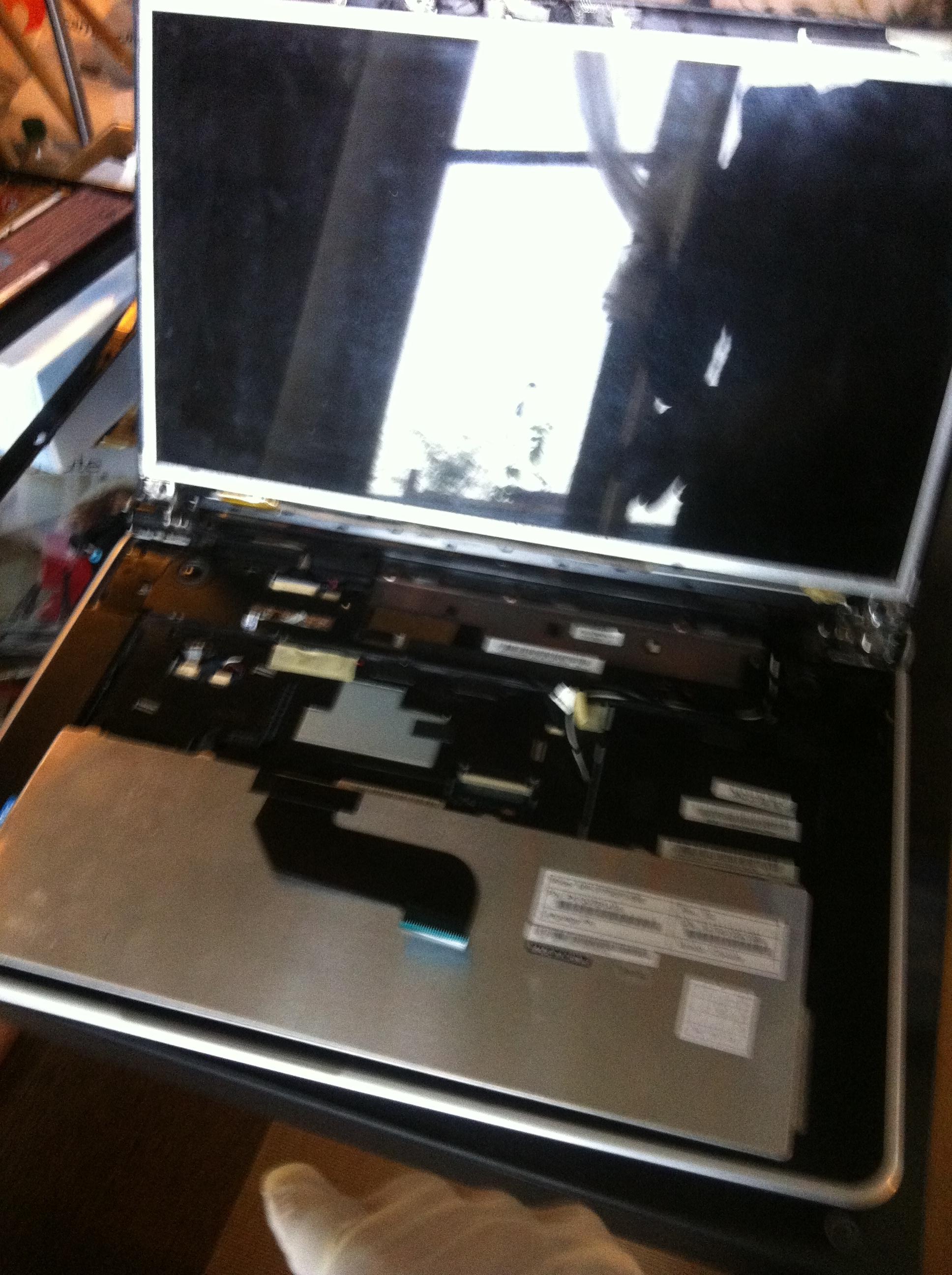 Rempalcement Clavier Pc Portable