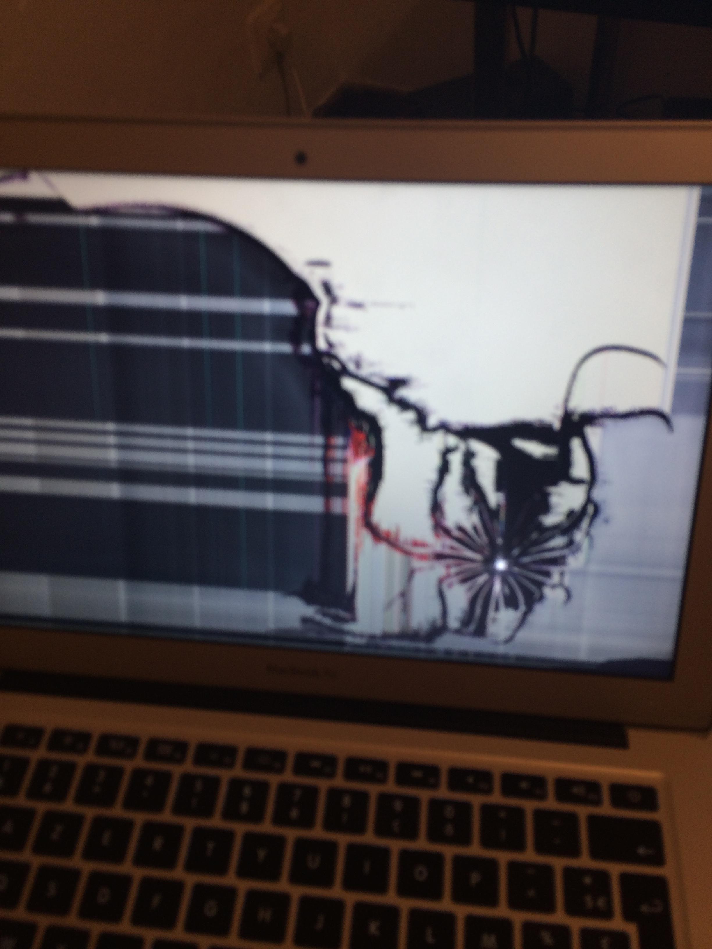 Reparation Macbook Air