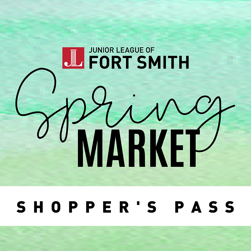 Spring Market Shopper's Pass