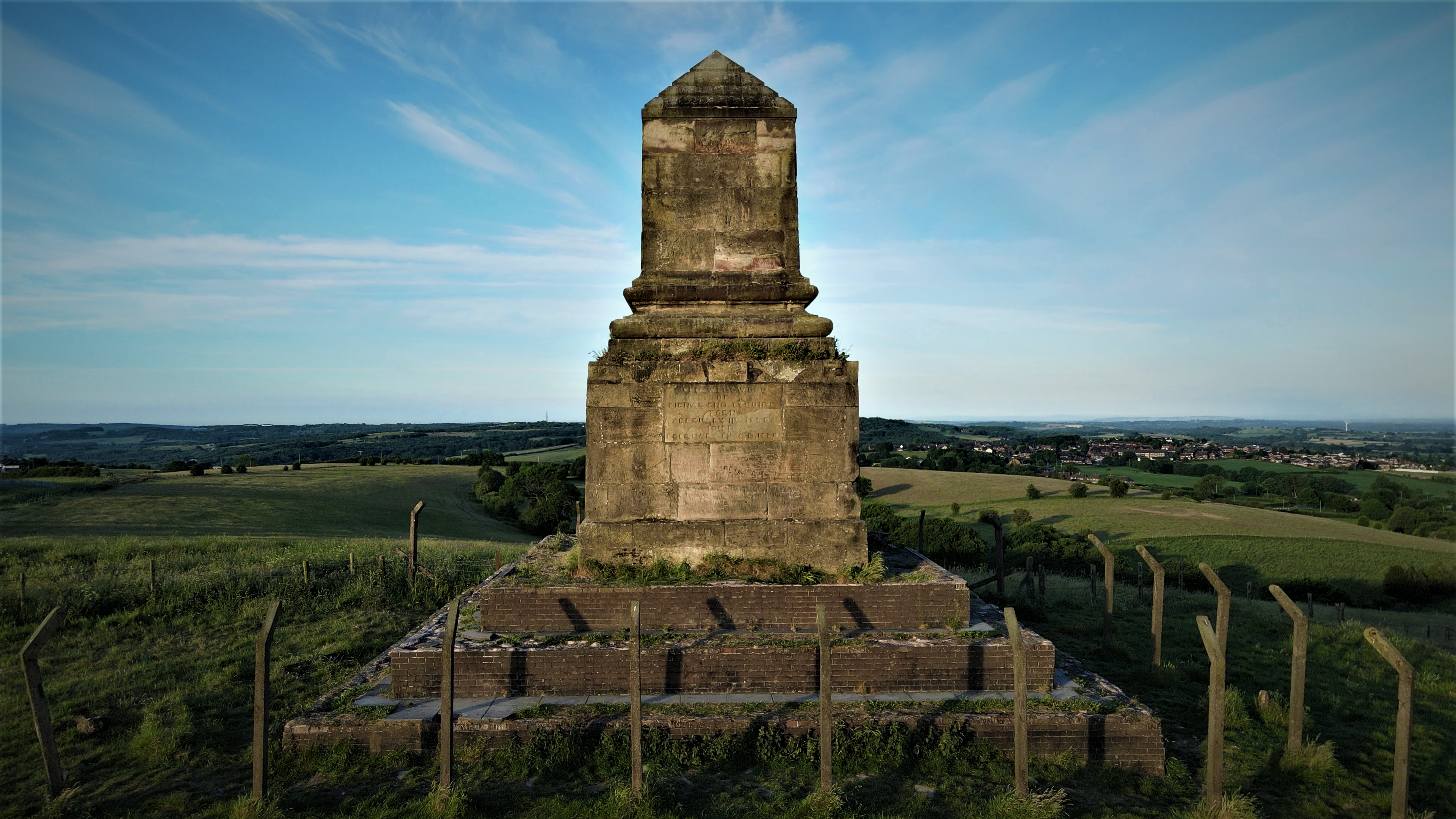 JOHN WEDGWOOD MONUMENT
