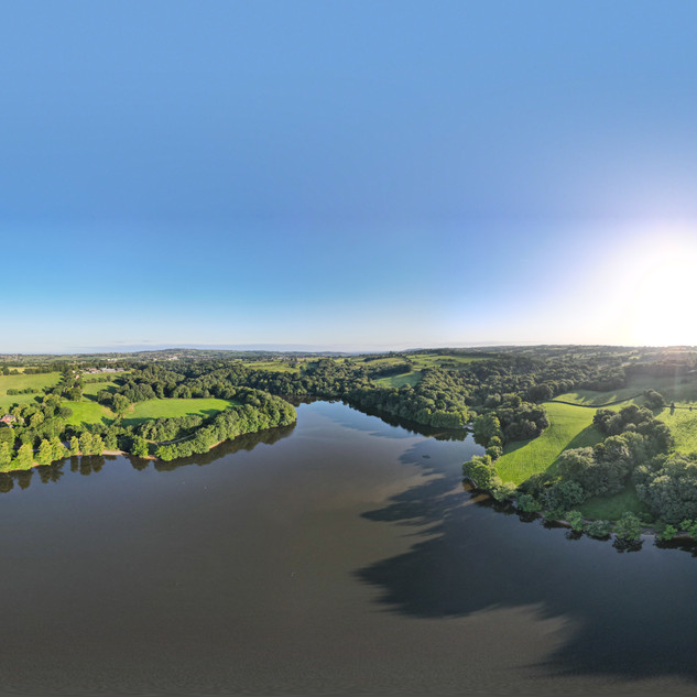 Knypersley Reservoir Pano