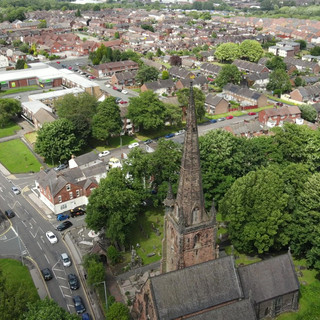 Wolstanton Parish Church, Newcastle under Lyme 1080p.MP4