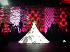 Projection Dress_Mapping_Mark Joseph Cre