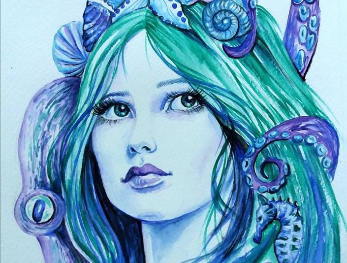 Goddess of the 7 Seas