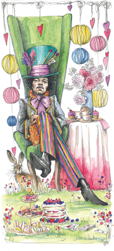 Mad Hatter Jimmy